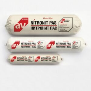 NITRONIT-PAS packaged explosive emulsion from Hippocampus OU