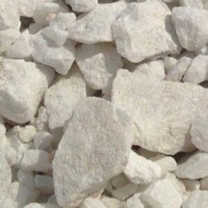 Calcite lumps (CaCO3) & micronised calcite