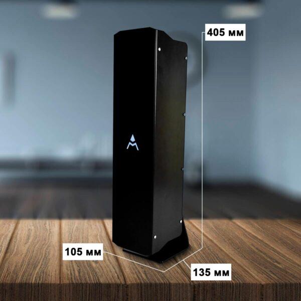 'Argus-1' - desktop bactericidal air recirculator