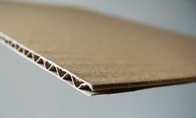 "Micro flute corrugated board profile ""E"" for sale"