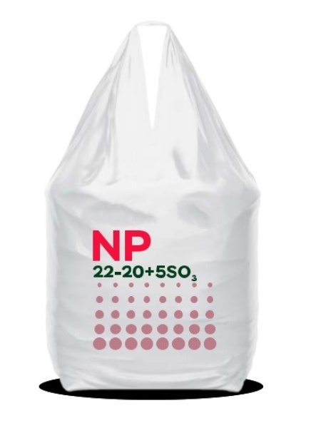 Complex fertilizer NP 22-20+5SO3 wholesale