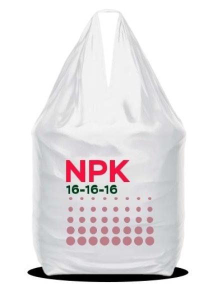 Prilled complex fertilizer NPK 16-16-16 for sale