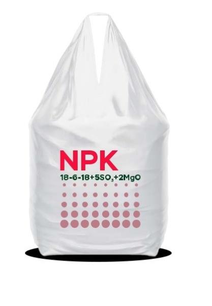 NPK 18-6-18+5SO3+2MgO for sale