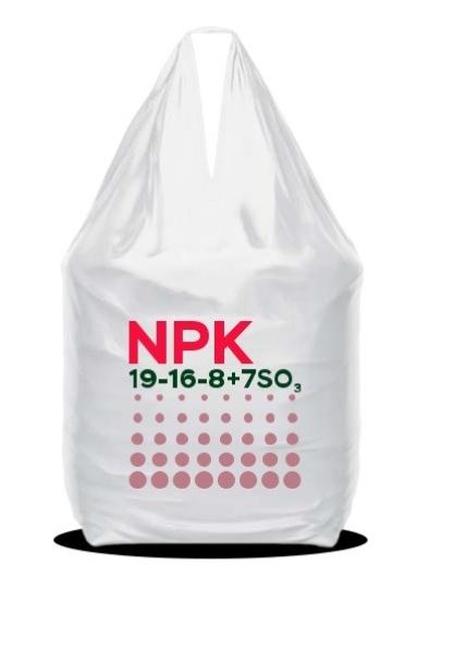 NPK 19-16-8+7SO3 for sale
